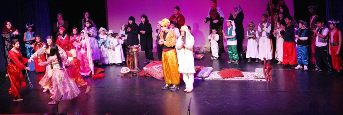 Arabic Supplementary School at ANSS Concert